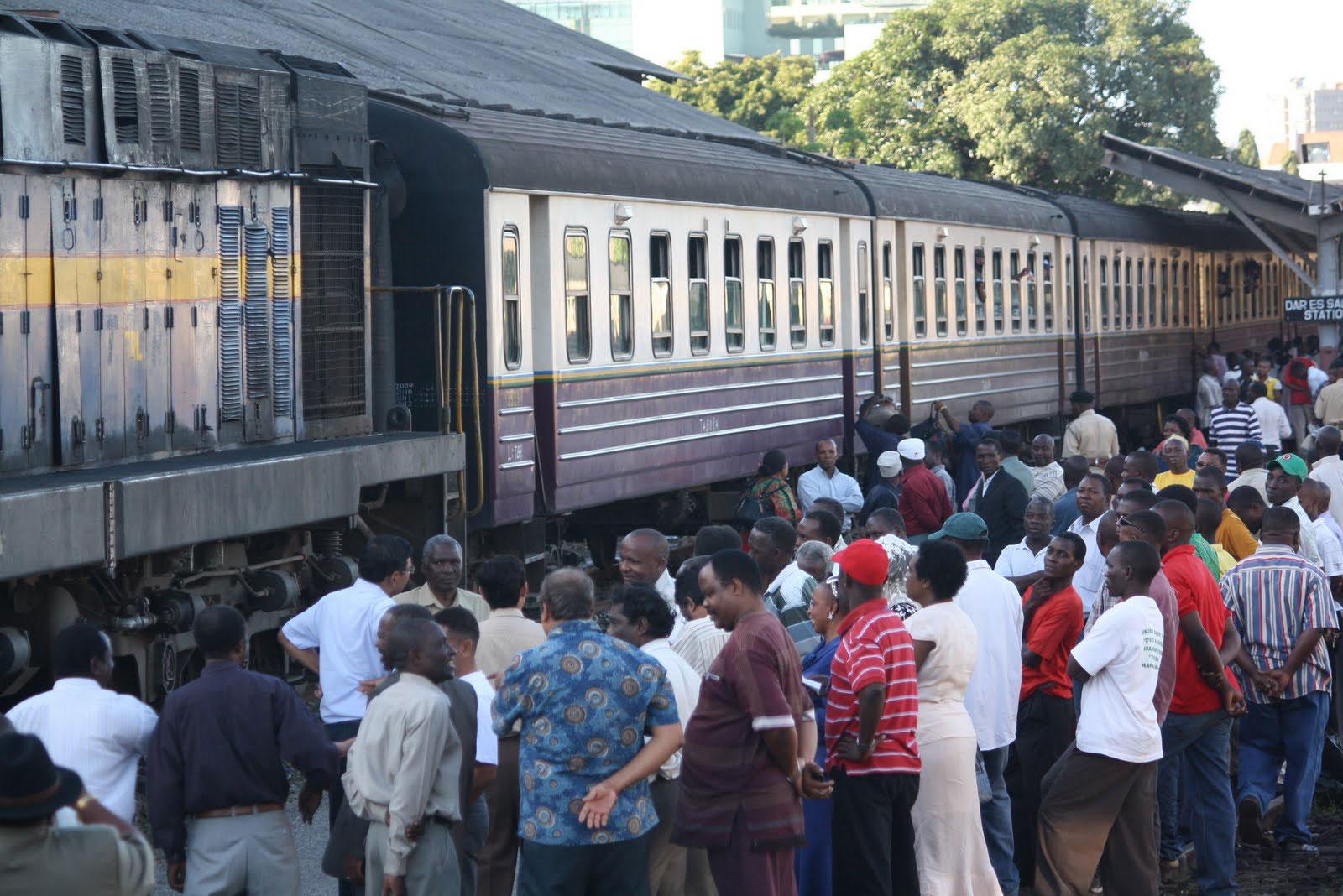 Tanzania Railways Corporation Tanzania Railways