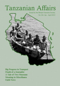 TA 104 cover features