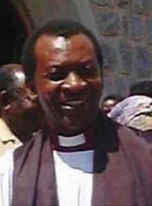 Bishop Godfrey Mdimi Mhogolo