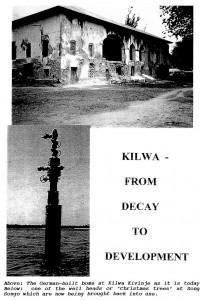 Kilwa 1996
