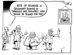 Cartoon by Gado - reproduced with permission www.gadocartoons.com