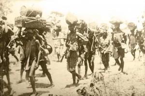 Schutztruppe in German East Africa - German Federal Archive Bild 134-C0265
