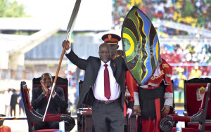 President Magufuli's inauguration