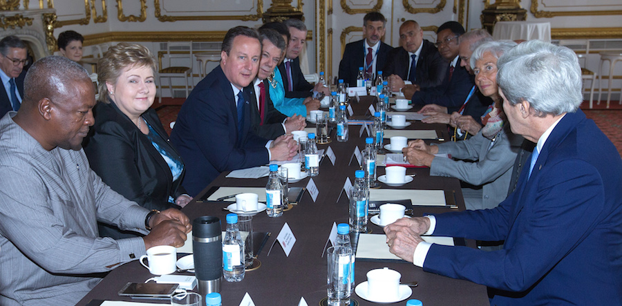 Tanzanian affairs issue 115 prime minister kassim majaliwa fourth right with prime minister cameron at lancaster house may platinumwayz