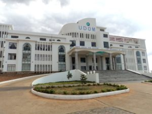 University of Dodoma (UDOM) administrative offices